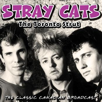 Stray Cats - The Toronto Strut (Live)