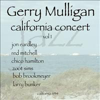 Gerry Mulligan - California Concert