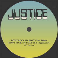 "Max Romeo - Don't Rock My Boat and Dub 12"" Version"