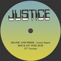 "Leroy Smart - Shame And Pride and Dub 12"" Version"