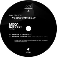 Dan Drastic - Noodle Stories EP