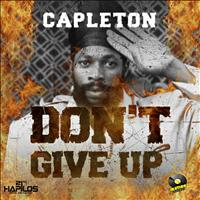 Capleton - Don't Give Up