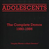 The Adolescents - The Complete Demos 1980-1986