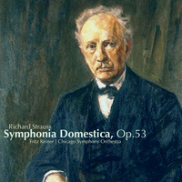 Chicago Symphony Orchestra - Strauss: Symphonia Domestica, Op.53