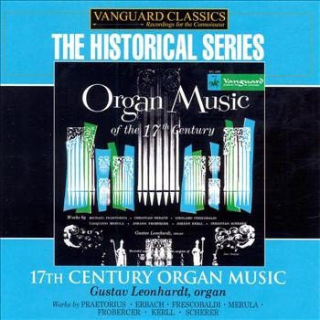 Gustav Leonhardt - 17th Century Organ Music