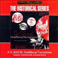 Gustav Leonhardt - Bach: The Goldberg Variations, BWV988