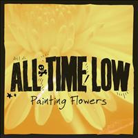 All Time Low - Painting Flowers