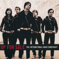 The (International) Noise Conspiracy - Up For Sale - EP