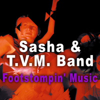 Sasha - Footstompin' Music - Single