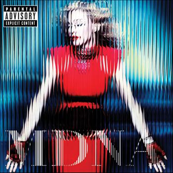Madonna - MDNA (Standard Explicit Version)