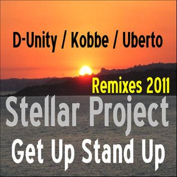 Stellar Project - Get Up Stand Up (Remixes 2011)