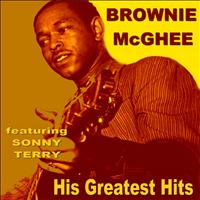 Brownie McGhee - Brownie McGhee His Greatest Hits