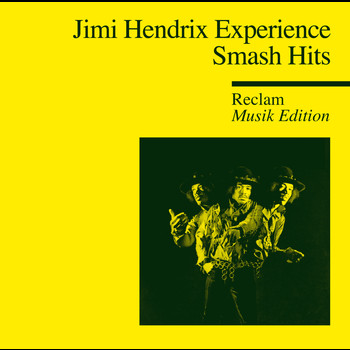 The Jimi Hendrix Experience - All Time best - Reclam Musik Edition 15