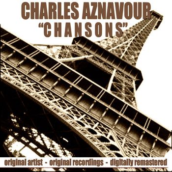 Charles Aznavour - Chansons