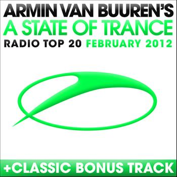 Armin van Buuren - A State Of Trance Radio Top 20 - February 2012