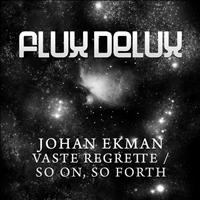 Johan Ekman - Vaste Regrette / So On, So Forth