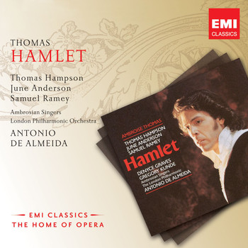 Thomas Hampson - Thomas: Hamlet