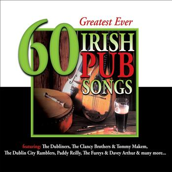 Various Artists - 60 Greatest Ever Irish Pub Songs