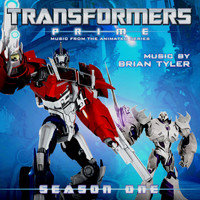 Brian Tyler - Transformers Prime (Music from the Animated Series)