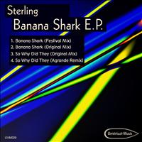 Sterling - Banana Shark Ep