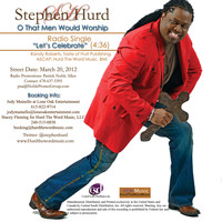 Stephen Hurd - Let's Celebrate