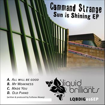 Command Strange - Sun Is Shining