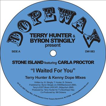 Terry Hunter & Byron Stingily Pres. Stone Island - I Waited For You (Remixes)