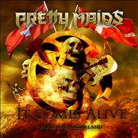 Pretty Maids - It Comes Alive - Maid In Switzerland