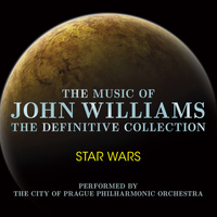 The City of Prague Philharmonic Orchestra - John Williams: The Definitive Collection Volume 1 - Star Wars