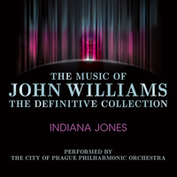 The City of Prague Philharmonic Orchestra - John Williams: The Definitive Collection Volume 2 - Indiana Jones