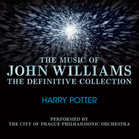 The City of Prague Philharmonic Orchestra - John Williams: The Definitive Collection Volume 3 - Harry Potter