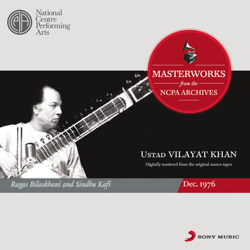 Ustad Vilayat Khan - From the NCPA Archives