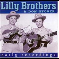 Lilly Brothers & Don Stover - Early Recordings