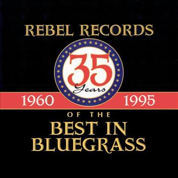 Various Artists - Rebel Records: 35 Years of The Best in Bluegrass