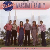 Marshall Family - The Legendary Marshall Family, Vol. 1