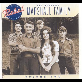 Marshall Family - The Legendary Marshall Family, Vol. 2