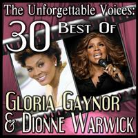 Gloria Gaynor - The Unforgettable Voices: 30 Best Of Gloria Gaynor & Dionne Warwick