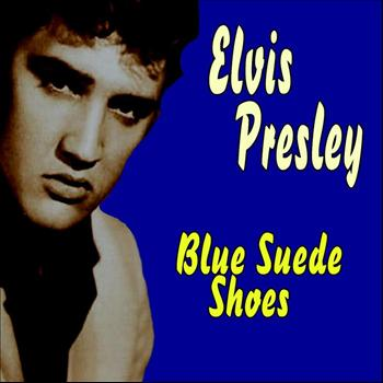 Elvis Presley Blue Suede Shoes