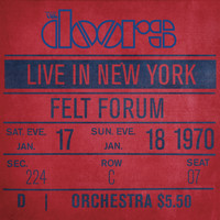 The Doors - Live in New York