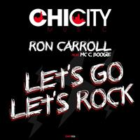 Ron Carroll - Let's Go / Let's Rock