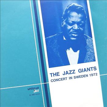 Jazz Giants - Concert In Sweden, 1972