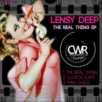 Lesny Deep - The Real Thing EP