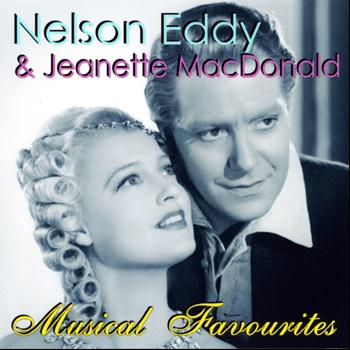 Nelson Eddy - Musical Favourites