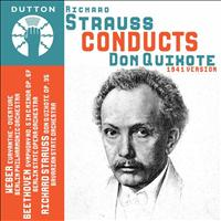 Richard Strauss - Richard Strauss Conducts Don Quixote - 1941 Version