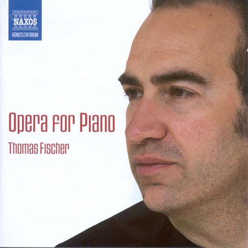 Thomas Fischer MP3 Album Piano Recital: Fischer, Thomas - Gluck, C.W. / Liszt, F. / Thalberg, S. / Gottschalk, L.M. / Bertini, H. / Czerny, C. (Opera for Piano)
