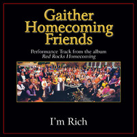 Bill & Gloria Gaither - I'm Rich Performance Tracks