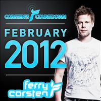Ferry Corsten - Ferry Corsten presents Corsten's Countdown February 2012