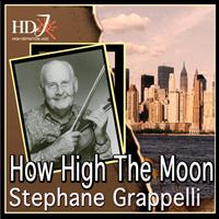 Stephane Grappelli - How High The Moon