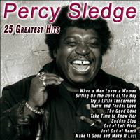 Percy Sledge - 25 Greatest Hits