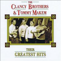 The Clancy Brothers & Tommy Makem - Their Greatest Hits